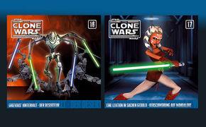 The Clone Wars, Fantastischer Hörspiel-Nachschub: Folge 16 und 17 der The Clone Wars-Hörspiele ab 18. Oktober 2013