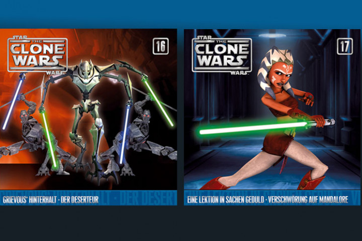 The Clone Wars Folge 16 & 17