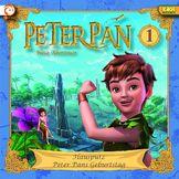 Peter Pan, 01: Hausputz / Peter Pans Geburtstag, 00602537390687