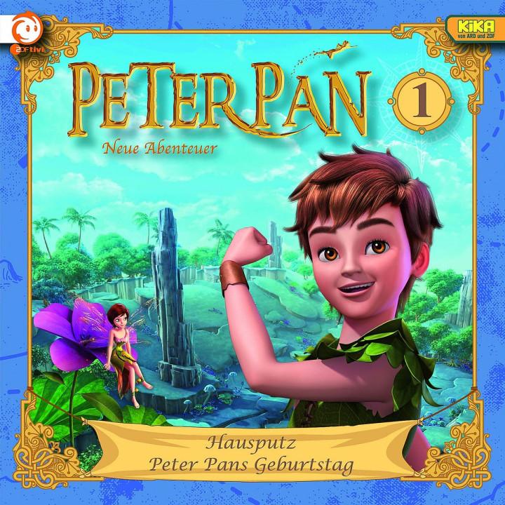 01: Hausputz / Peter Pans Geburtstag