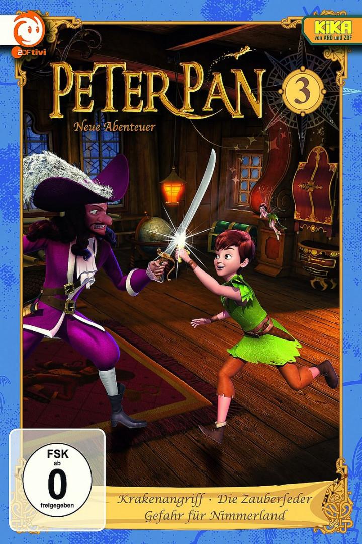 03: Krakenangriff/Die Zauberfeder/Gefahr: Peter Pan