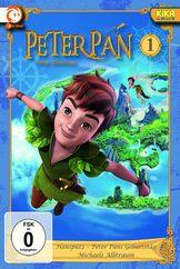 Peter Pan, 01: Hausputz/Peter Pans Geburtstag/Albtraum, 00602537390861