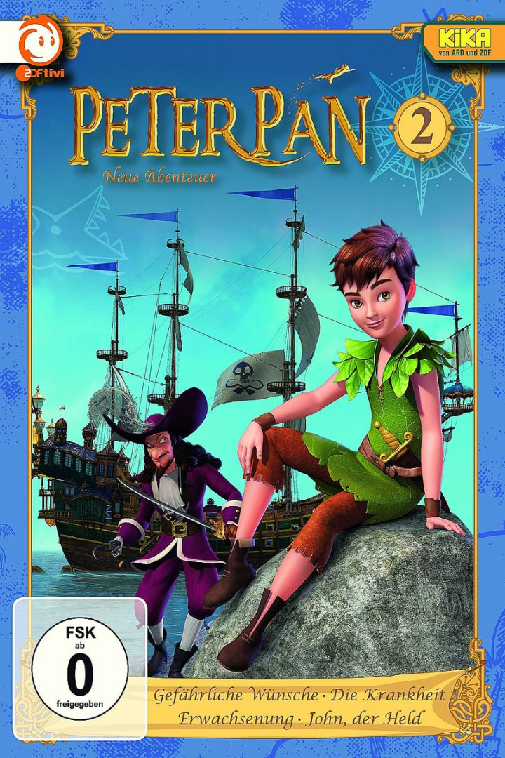 02: Gefährliche Wünsche/Erwachsenung/Der Held: Peter Pan