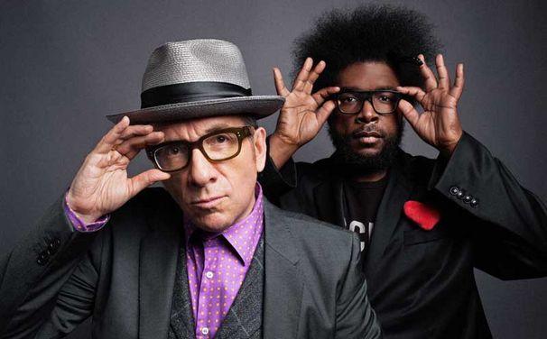 Elvis Costello, Elvis Costello & The Roots - Rockiger Funk gegen politische Lethargie