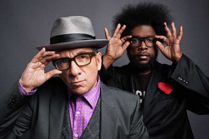 Elvis Costello And The Roots Wise Up Ghost 2013