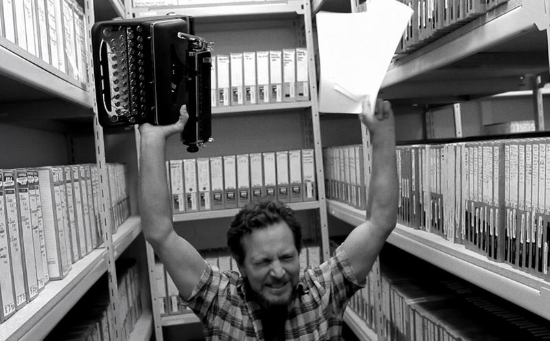 Pearl Jam, Teaser 3 - Lightning Bolt (Eddie Vedder)