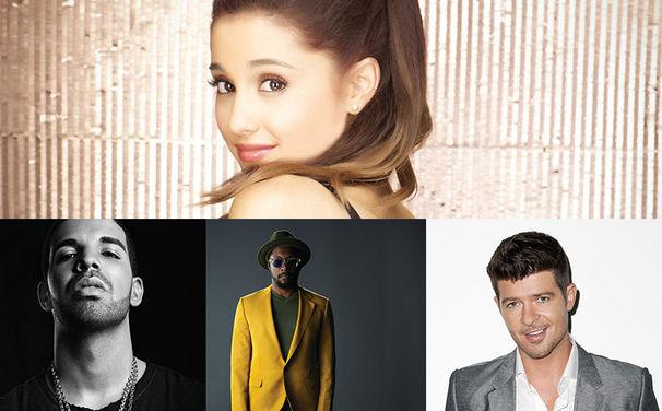 Robin Thicke, iTunes bietet euch US-Hits zum Sparpreis an