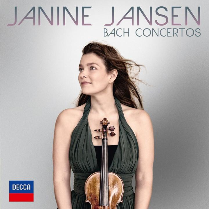 Bach Violinkonzerte: Jansen,Janine/Ortega Quero,Ramon/+