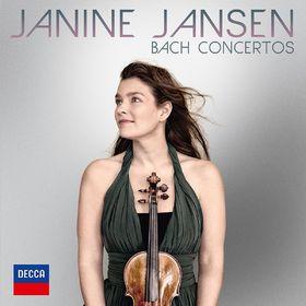 Janine Jansen, Bach - Violinkonzerte, 00028947853626