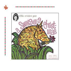 Ella Fitzgerald, Ella Wishes You A Swinging Christmas, 00044006508627