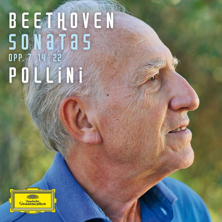 Beethoven: Sonatas Op. 7, 14 , 22