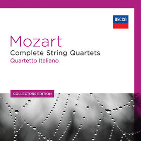 Collectors Edition, Mozart: The String Quartets, 00028947855552