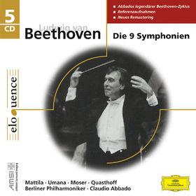 Claudio Abbado, Beethoven: 9 Symphonies, 00028947922599