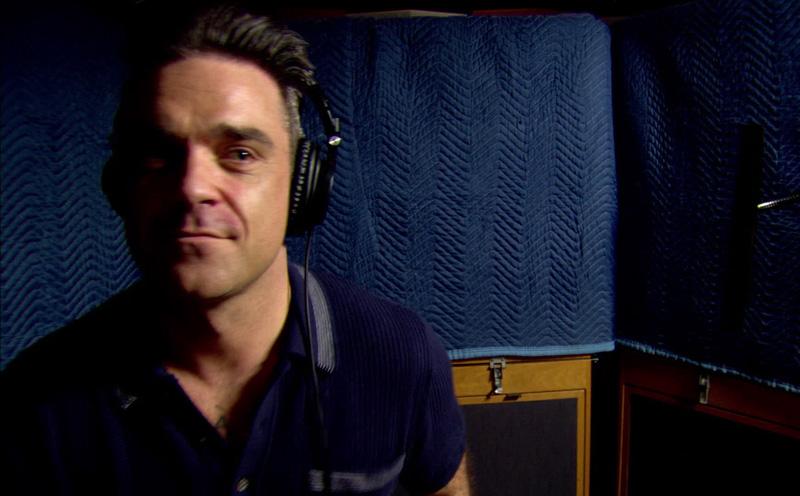Robbie Williams, Swings Both Ways Teaser