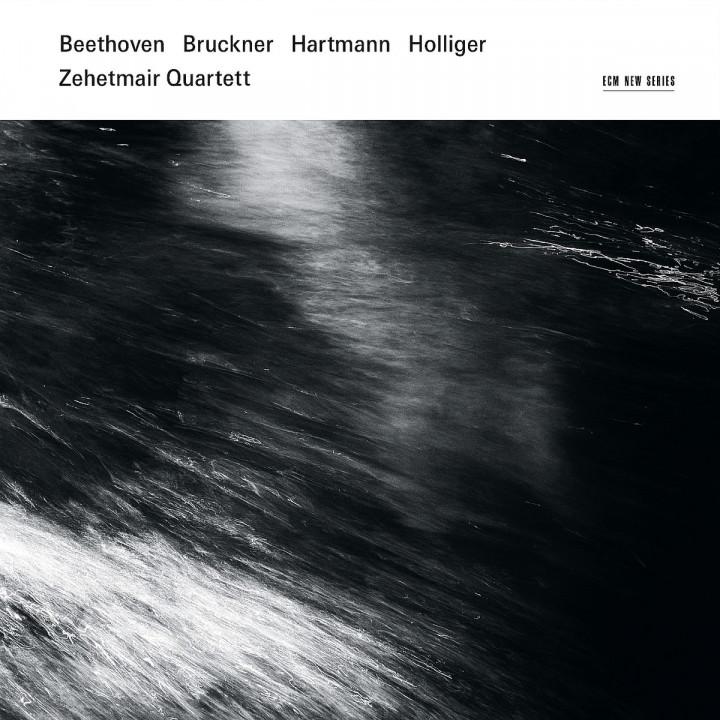 Bruckner, Beethoven, Holliger, Hartmann