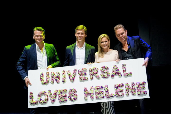 UNIVERSAL INSIDE 2013: Großes Staraufgebot und positive Zukunftsaussichten