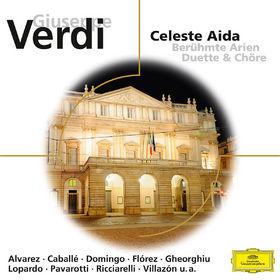 eloquence, Celeste Aida: Berühmte Opernarien, 00028948082780