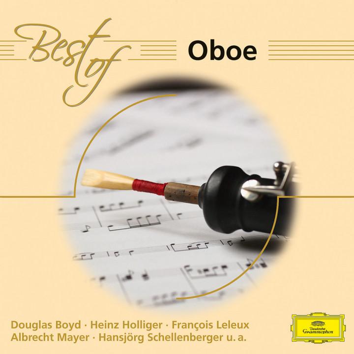 Best of Oboe: Boyd/Holliger/Leleux/Mayer/Schellenberger/+