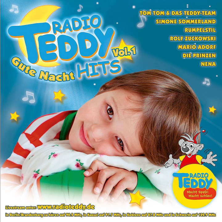 Radio TEDDY Gute Nacht Hits Vol. 1