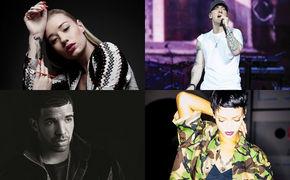 Jay-Z, Bei den MTV EMAs 2013 sind diese Universal Urban Acts nominiert