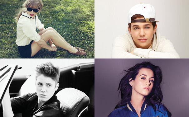 Taylor Swift, Diese Pop-Acts dürfen auf einen MTV EMA 2013 hoffen