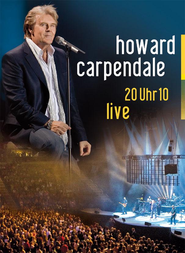 Howard Carpendale, Die Verschiedenen Versionen der DVD 20 Uhr 10 Live im Überblick