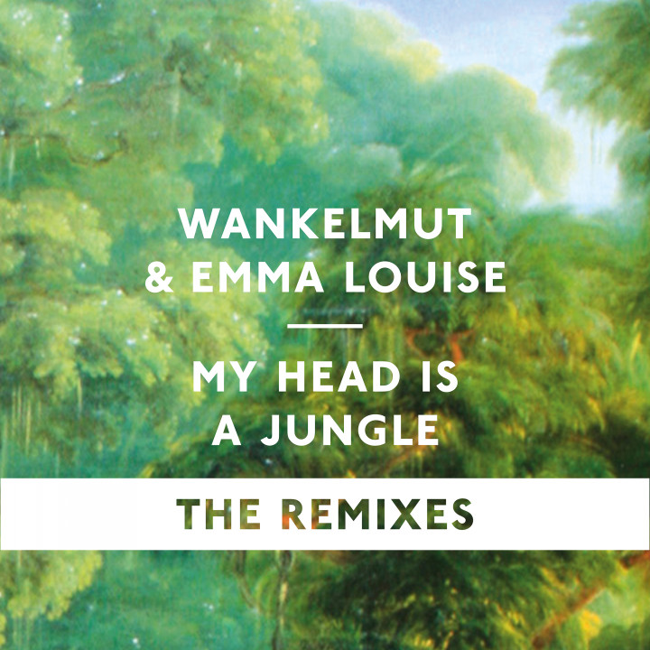My Head Is A Jungle - The Remixes