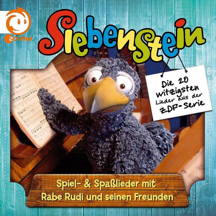 Spiel- und Spaßlieder mit Rabe Rudi und seinen Freunden