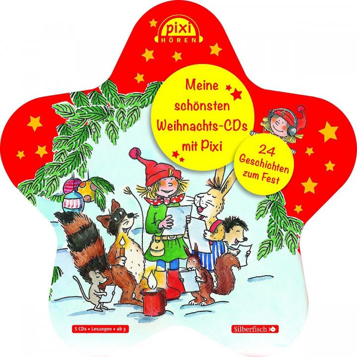 Meine schönsten Weihnachts-CDs mit Pixi: Pixi Hören