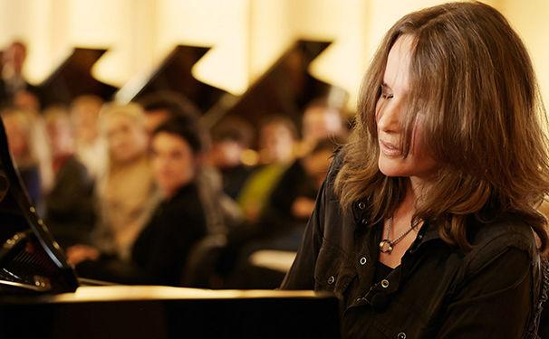 Hélène Grimaud, Hamburg im Zeichen von Brahms