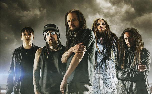 Korn, The Paradigm Shift: Jetzt die neue Korn Platte im Stream hören