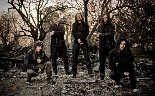 Korn, Sichert euch das neue Korn-Album The Paradigm Shift auf CD oder Vinyl