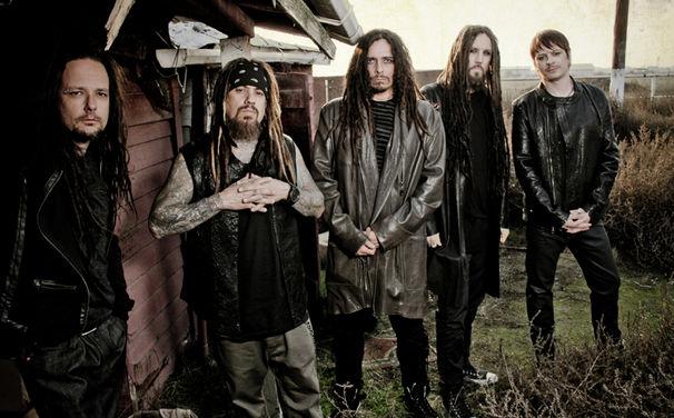 Korn, Korn auf Tour: Vorerst einziges Deutschland-Konzert 2015 erneut in Köln