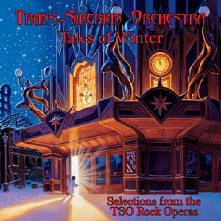 TSO Tales Of Winter