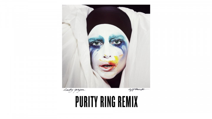 Applause (Purity Ring Remix)