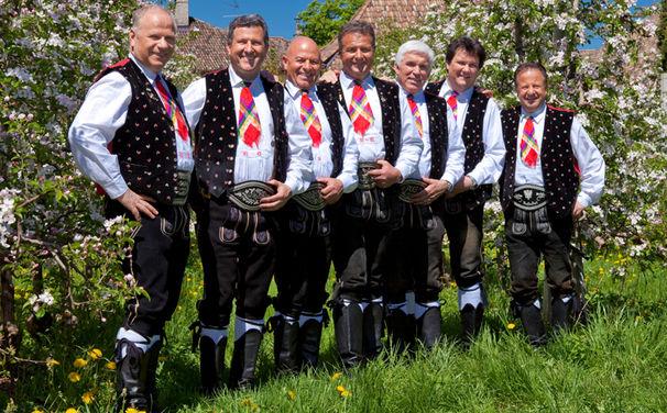 Kastelruther Spatzen, Biografie: Die Kastelruther Spatzen aus Südtirol und ihr Planet der Lieder