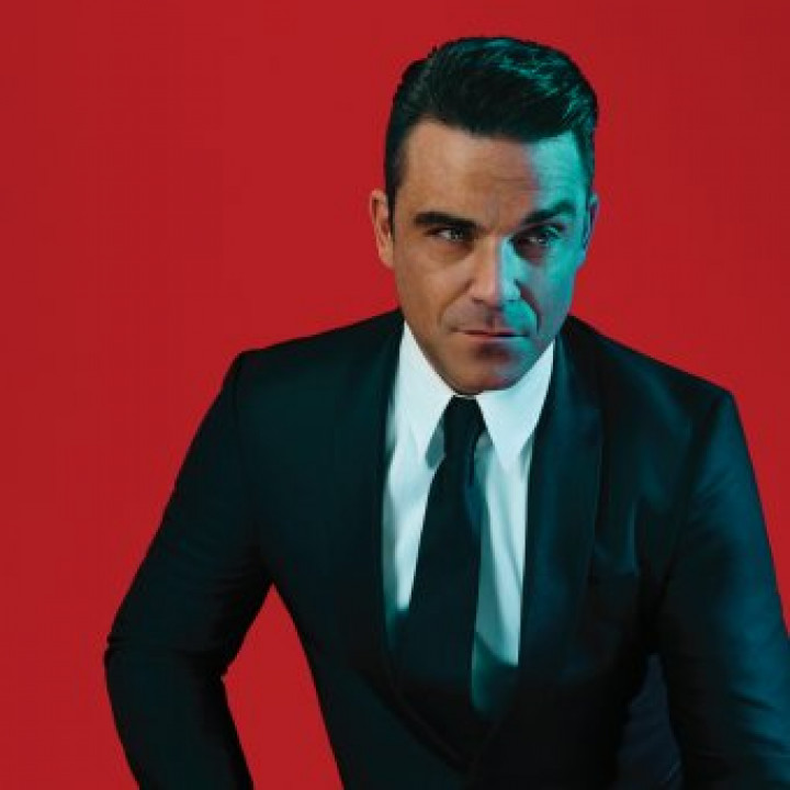 Robbie Williams Pressefoto 2013