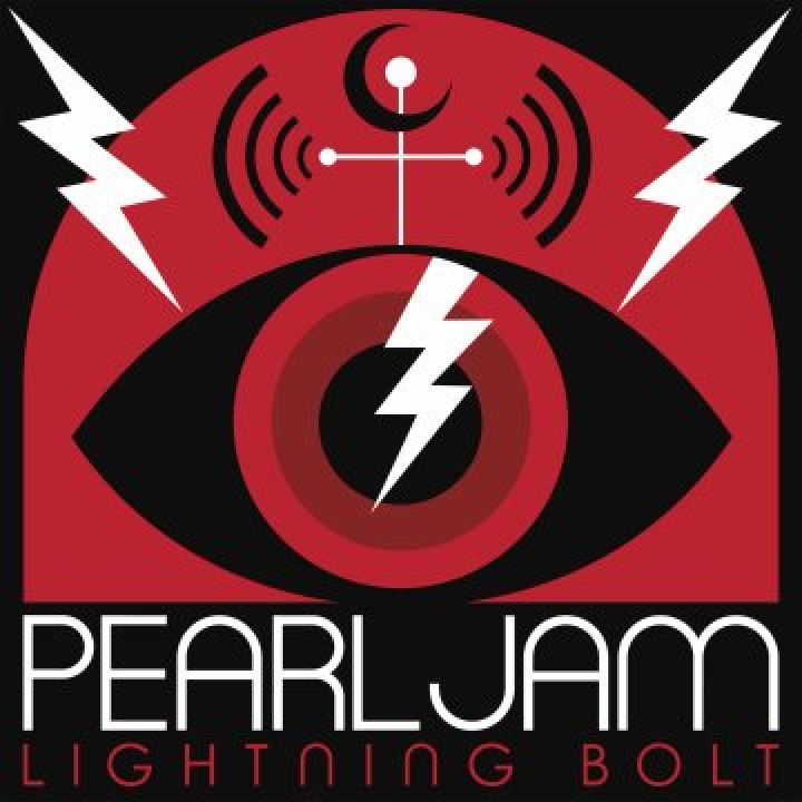 Lightning Bolt cover- physisch