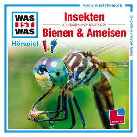 Was ist Was, 37: Insekten/Bienen und Ameisen, 09783788627386