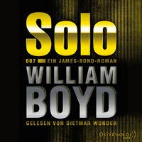Dietmar Wunder, Solo - Ein James-Bond-Roman