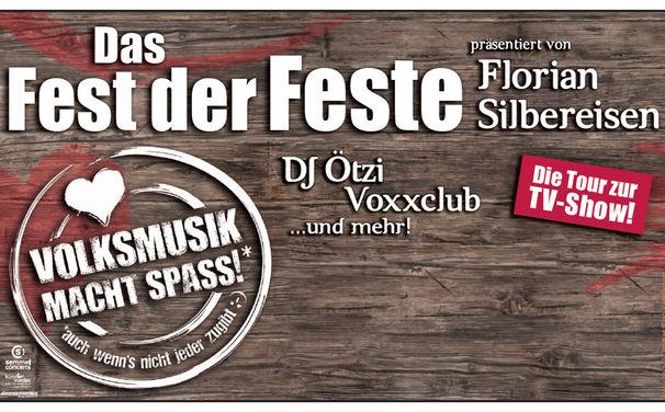 voXXclub, voXXclub beim Fest der Feste 2014 - jetzt Tickets sichern!