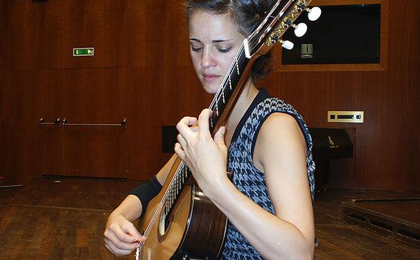 Zsófia Boros, Moderne Gitarrenpoesie – Zweites ECM-Album von Zsófia Boros erschienen