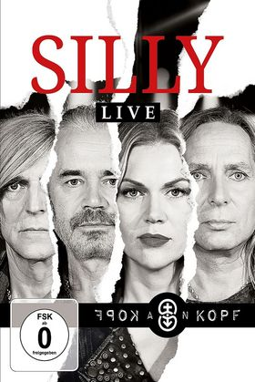 Silly, Kopf an Kopf - Live DVD, 00602537574889