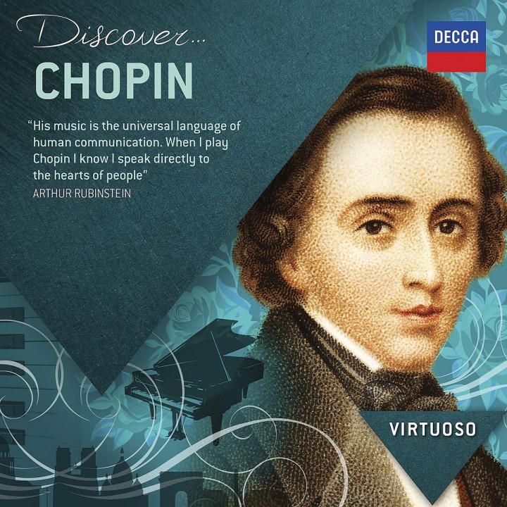 Chopin: Discover Chopin: Arrau/Ashkenazy