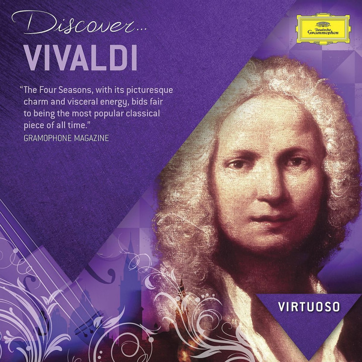 Vivaldi: Discover Vivaldi: André/Söllscher/Pinnock/The English Concert
