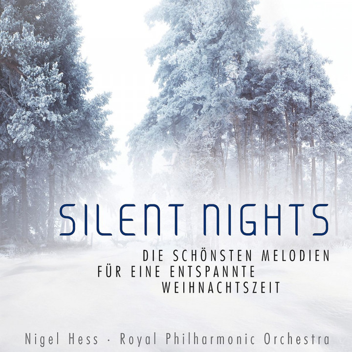 Silent Nights: Hess, Nigel/RPO