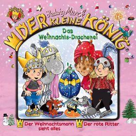 Der kleine König, 30: Das Weihnachts-Drachenei, 00602537390144