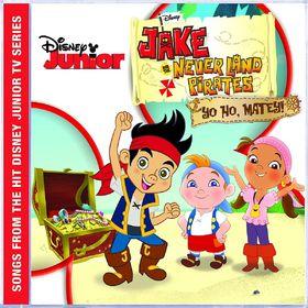 Disney, Jake and the Never Land Pirates: Yo Ho, Matey!, 00050087297596