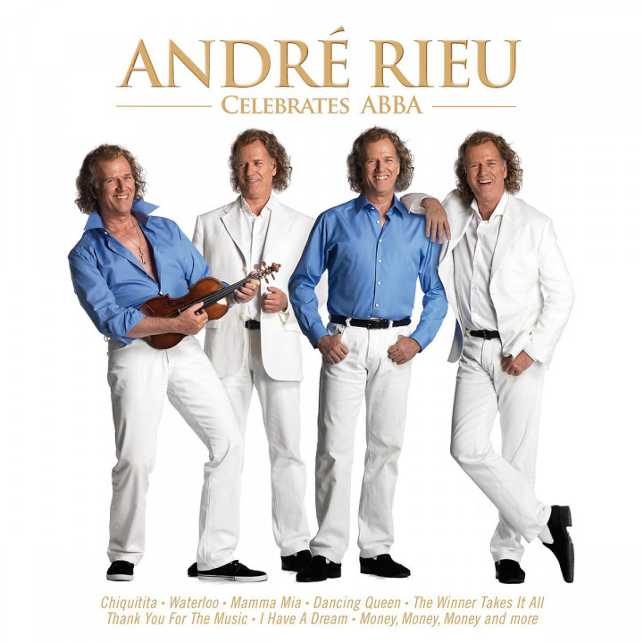 André Rieu celebrates ABBA - Music Of The Night : Rieu,André