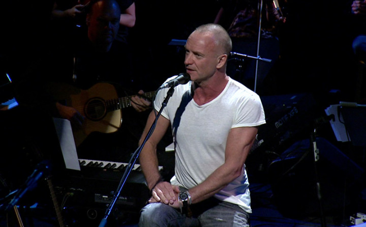 An Evening With Sting: The Last Ship